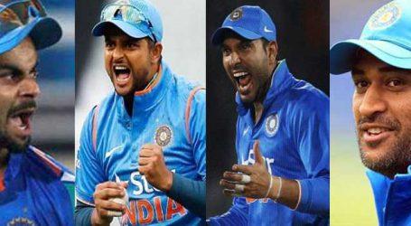 દુનિયાના લોકપ્રિય ખેલાડીઓમાં ચાર ભારતીય ક્રિકેટરો સામેલ