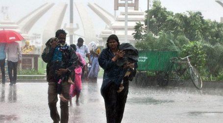 પૂર્વોત્તર ભારત પર ચક્રવાત 'મોરા'નો ખતરો, હવામાન વિભાગે આપી ચેતવણી