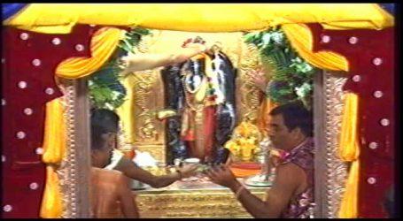 કૃષ્ણ જન્મોત્સવના પાવન પર્વ નિમિતે દ્વારકા નગરી શ્રીકૃષ્ણમય બની
