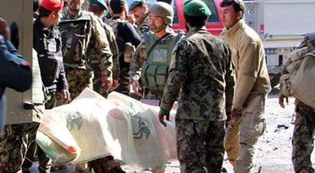 અફઘાનિસ્તાનના હેલમંડ પ્રાંતમાં આત્મઘાતી હુમલો, 29ના મોત, 66 ઘાયલ