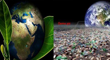 પર્યાવરણને સ્વચ્છ રાખવા મુદ્દે ભારતનો ક્રમાંક 75મો : બ્રિટનની મનીસુપર માર્કેટનો અભ્યાસ