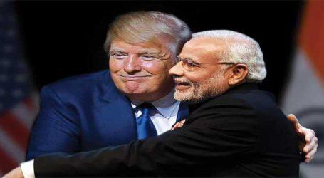 મોદી સરકારના નેતૃત્વના કારણે વધ્યા અમેરિકા ભારતના સંબંધો, ટ્રમ્પ સરકારે કરી પ્રશંસા