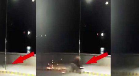 SHOCKING VIDEO: અમદાવાદ રિવરફ્રન્ટ પર યુવકનું બાઈક સ્ટંટ કરવા જતાં થયું મોત
