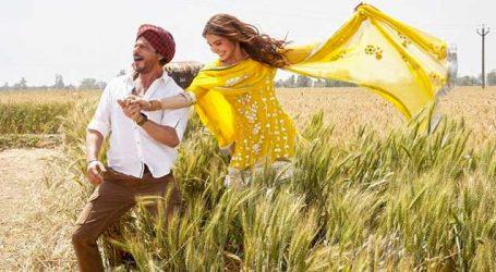 'JHMS'નું ન્યૂ સોંગ 'બટરફ્લાઇ' રિલીઝ, પંજાબી અવતારમાં જોવા મળી રહ્યા છે SRK-અનુષ્કા