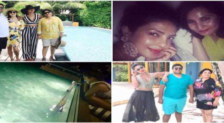 પ્રિયંકાએ 36મો જન્મદિવસ પરિવાર સાથે કર્યો સેલિબ્રેટ