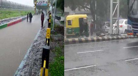સમગ્ર ગુજરાતમાં વરસાદ, આગામી 2 દિવસ સુધી ભારે વરસાદની આગાહી
