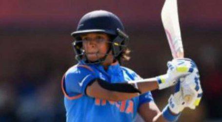 ICC મહિલા રેન્કિંગમાં હરમનપ્રીત કૌર ટૉપ-10માં પહોંચી