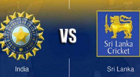 ભારત અને શ્રીલંકા વચ્ચે ટેસ્ટની 3-મૅચની શ્રેણીની પહેલી મેચ શરૂ, ટોસ જીતી ભારતે પ્રથમ બેટિંગ લીધી