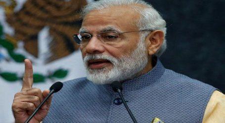 PM મોદી ફરી ગુજરાત પ્રવાસે, નર્મદા મહોત્સવની પૂર્ણાહુતિમાં આપશે હાજરી