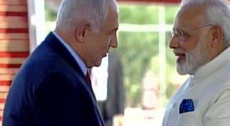 PM મોદી ઇઝરાયલ પહોંચ્યા, ઇઝરાયલના PM એ હિન્દીમાં કહ્યું-આપકા સ્વાગત હૈ મેરે દોસ્ત