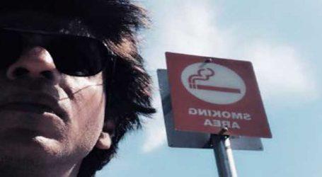 કિંગ ખાનને અમેરિકામાં સિગારેટ પીતો રોકવામાં આવ્યો