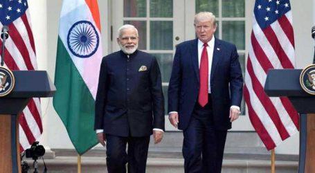 અમેરિકા-ભારત સંરક્ષણ સહયોગ વધારવા US સેનેટમાં સંશોધક વિધેયક રજૂ કરાયું