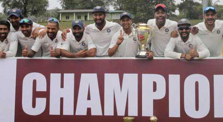 ICC રેન્કિંગ: ટીમ ઇન્ડિયાનો દબદબો, રાહુલ 9મા સ્થાને પહોંચ્યો