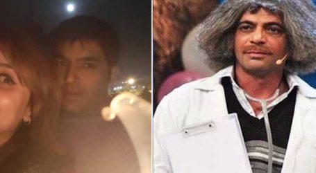 કપિલ શર્માની GFએ સુનીલ ગ્રોવરને કહ્યુ – 'નાના ભાઈની વાત માનો અને..'