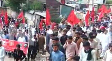 PoKમાં ફરી લાગ્યા આઝાદીના સૂત્રોચ્ચાર, પાકિસ્તાન વિરુદ્ઘ હજારો યુવાનોએ નીકાળી વિશાળ રેલી