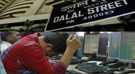 ૪ દિવસમાં ભારતીય રોકાણકારોના 100 અબજ ડોલર ડૂબ્યા