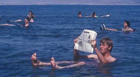 અહો આશ્વર્યમ: આ છે મોતનો સમુદ્ર છતાં અહીં કોઇ ડૂબતું નથી, જુઓ VIDEO