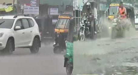 ભાદરવે ભરપૂર : જુઓ ગુજરાતમાં આજે મેઘરાજા ક્યાં ક્યાં મન મૂકીને વરસ્યાં?