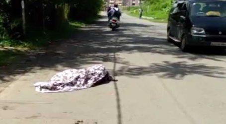 વલસાડ : પોશ તિથલ રોડ પર મહિલાનો મૃતદેહ 3 કલાક રઝળ્યો, પોલીસ કરી કાર્યવાહી