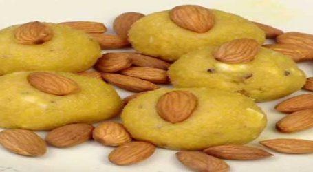 બેસનના લાડું-મીની ચીઝી ઉત્પમ