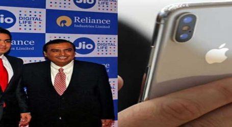 આકાશ અંબાણીએ ભારતમાં iPhone 8 અને iPhone 8 Plus લોન્ચ કર્યા