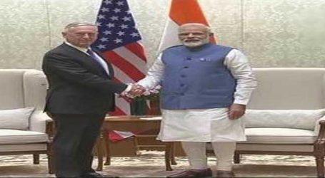 ચીનને સાધવા ભારતની સાથે મજબૂત વ્યૂહાત્મક સંબંધો બનાવવાના પ્રયાસો કરી રહ્યું છે અમેરિકા