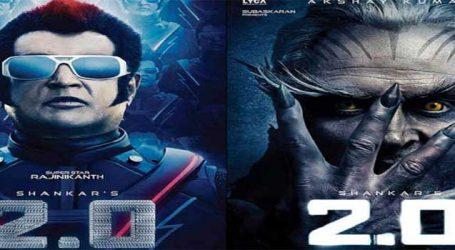 તો હવે આ મહિનામાં રીલીઝ થશે અક્ષય કુમાર તથારજનીકાંતની ફિલ્મ 2.0નું ટ્રેલર