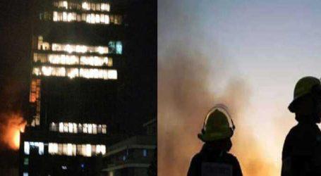 મુંબઇના વિલે-પાર્લેમાં એક નિર્માણાધીન ઇમારતમાં લાગી આગ, 6 લોકોના મોત, 11 ઘાયલ