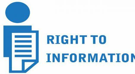 ગુજરાત માહિતી આયોગે મોબાઇલ એપ લોન્ચ કરાઈ