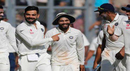ભારત ICC ટેસ્ટ રેન્કિંગમાં TOP પર, ઑસ્ટ્રેલિયા 5માં ક્રમે ખસ્ક્યું