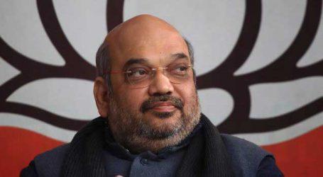 'ગર્જે ગુજરાત' સૂત્ર સાથે અમિત શાહ પ્રચાર કરવા ૧૦મી સપ્ટેમ્બરે આવશે ગુજરાત
