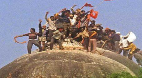 બાબરી- રામ જન્મભૂમિ વિવાદ ભડકાવવા પાક. કરી રહ્યું ફંડિગ : શિયા વકફ બોર્ડ ચેરમેન