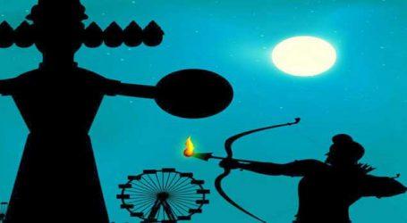આજે આસો સુદ દશમ, આસુરી શક્તિ પર દૈવી શક્તિના વિજયનું પર્વ