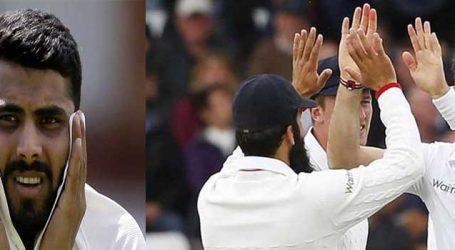 ICC રેન્કિંગ :જાડેજાને પાછળ મૂકી જેમ્સ બન્યો નંબર-1 બોલર
