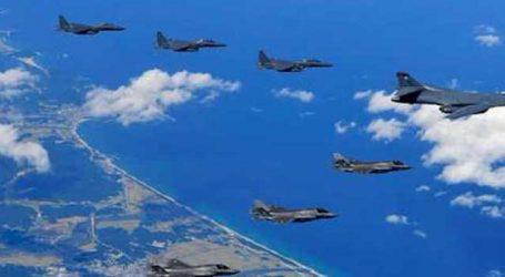 ટ્રમ્પનો વળતો જવાબ : ઉત્તર કોરિયા પરથી ઉડાવ્યા અમેરિકા ફાઈટર પ્લેન