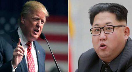 ટ્રમ્પે ઉત્તર કોરિયાના નેતાઓને 'ગાંડા માણસ' સંબોધીને કહ્યું 'પહેલા કરતાં વધારે અઘરી પરીક્ષા આપવી પડશે'