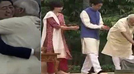 PM મોદી- આબેનો રોડ શો, ગાંધી આશ્રમની મુલાકાત : જુઓ પ્રથમ દિવસનું સંપૂર્ણ કવરેજ