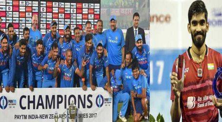 સુપરસન્ડેમાં ક્રિકેટ અને બેડમિન્ટનમાં ભારતનો કમાલ, એક જ દિવસમાં જીતી 2-2 'સીરિઝ'