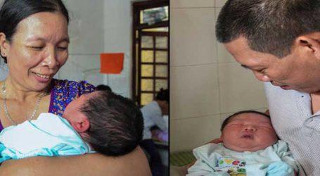 OMG! આ મહિલાએ 7 કિલોના બાળકનો આપ્યો જન્મ