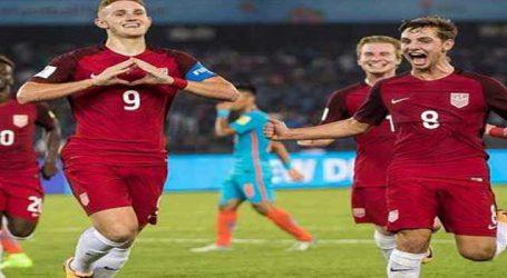 ફિફા U-17 વર્લ્ડ કપ: અમેરિકાએ ભારતને 3-0 થી હરાવ્યું