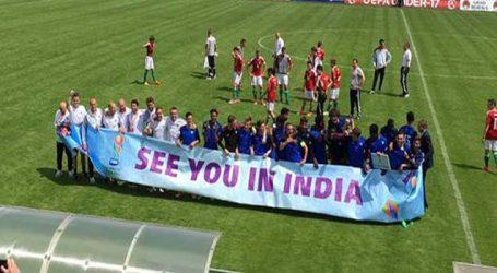 આજથી ભારતમાં ફુટબોલ ટુર્નામેન્ટ ફિફા અન્ડર -17 વર્લ્ડ કપ શરૂ, ભારત-યુએસ સાથે ટકરાશે