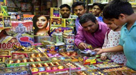 દિવાળી પર દિલ્હી-NCRમાં ફટાકડા ફોડવા તથા વેચાણ પર SCનો પ્રતિબંધ યથાવત