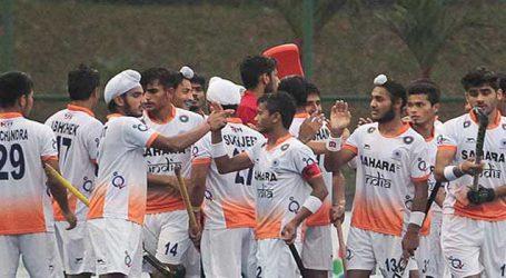 હૉકી: ભારતીય ટીમે સુલ્તાન જોહોર કપનો બ્રોન્ઝ મેડલ જીત્યો