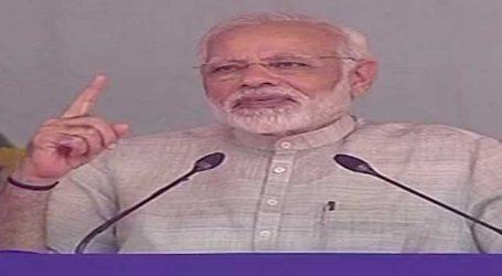 દ્વારકામાં PM મોદીએ વિકાસ કેવી રીતે આવે તે જણાવ્યું, 6700 કરોડના પ્રોજેક્ટનું ખાતમૂહૂર્ત