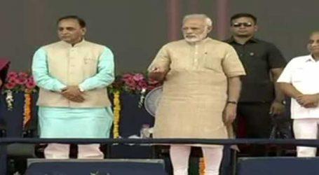 PM મોદીના હસ્તે ભરૂચમાં ભાડભૂત બેરેજનો શિલાન્યાસ, ખેડૂતોને થશે લાભ