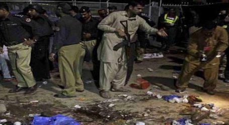 પાકિસ્તાનમાં બે બોમ્બ વિસ્ફોટમાં 38 લોકો ઘાયલ