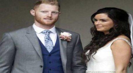 સ્ટોક્સે ગર્લફ્રેન્ડ સાથે કર્યા લગ્ન, પહેલાથી છે બે બાળકો