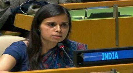UN નો સમય બરબાદ કરી રહ્યું છે પાકિસ્તાન : PAK ના આરોપ પર ભારત