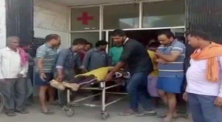 UP : ગાઝીપુરમાં સંઘ કાર્યકર અને પત્રકારની ગોળી મારી હત્યા, લોકોમાં તંત્ર સામે રોષ ફેલાયો