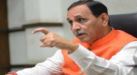 વિકાસ, ગુજરાત અને નરેન્દ્ર મોદી સમાન શબ્દો : CM રૂપાણી